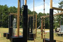 Outdoor gym / Fitness equipment