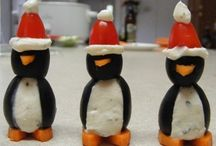 Appetizers / Penguins