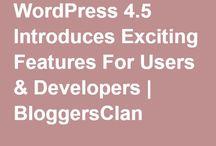 WordPress / WordPress News And Updates