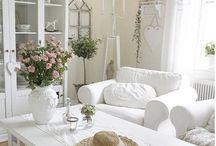 białe domy