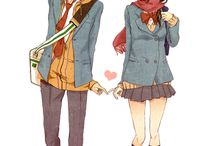 Anime ♥ Mangas