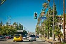 Los Angeles / Hollywood, Disneyland a spoustu další atrakcí! LA je prostě jasná volba.