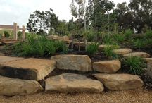 Walls garden