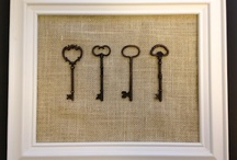 Keys to my heart / by Shelley Gentry