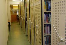 Biblioteka Mechaniki / Filia Biblioteki PŁ na W1 - Wydziale Mechanicznym