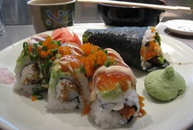 My Sushi Obsession ♥ / by Laura Erff