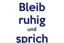 Arbeit, Deutsch / Ich als Deutschlehrerin