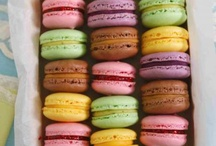 pour l'amour de macarons / by MaryAnn McKeating