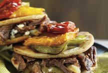 Bountiful BEEFitizers / Don't wait for the meal to start to enjoy delicious nutritious beef, make sure to work it into your appetizer menus too!