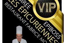 Soirées EPIBOSS / Repas Gastronomique Accords Mets / Vin