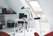 workspace / inspirerende werkplekken