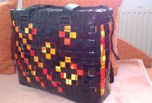 kufrík / papier