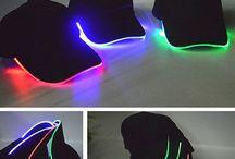 LED Caps