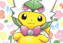 Pikachu x Puku