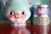 Kitschy Cuteness / by Alyssa Larson