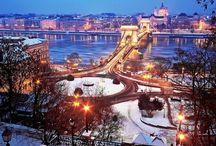 Hungary - Magyarország / Nice places and buildings in Hungary - Magyarországi látványosságok
