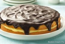 Recipes: Desserts / Dessert recipes, cakes, pies, candies, party food, etc