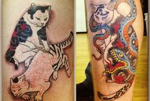traditional japanese tatoo