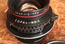 Objektiv RODENSTOCK APO--SIRONAR-S 1:5.6 150mm auf COPAL-NO.0