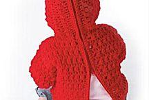 Baby-children crochet / by anne pointon
