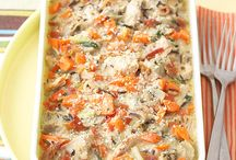 Recipes - Casseroles / by Alva Martinez