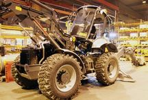 Lännen Tractors Oy - Factory