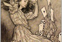 ilustraciones Arthur Rackham