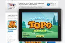 Topo Adventures App