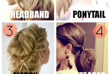 Hairstyles!!!
