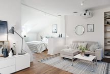 Pisos pequeños / Soluciones prácticas para pisos pequeños (Menos de 80m2)
