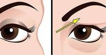 flacidez olhos