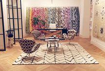 Madeline Weinrib Showrooms / Madeline's New York and San Francisco Showrooms / by Madeline Weinrib