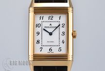 BIGMOON Jaeger Lecoultre Watches / A board of our newest arrivals of pre-owned Jaeger Lecoultre watches.