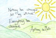 Soul Stuff - Anthony de mello quotes