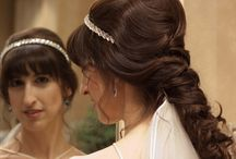 """Simple wedding Styles / """"Wanting to look yourself with a simple elegant twist"""""""