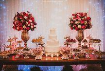 decoração e buques casamento