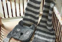 sciarpe animaletti