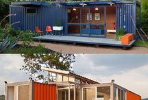 Container based homes / Container based homes