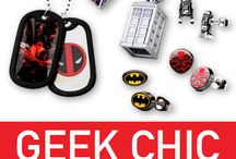 Geek Chic / All the Geek Chic you need / by GadgetsAndGear.com