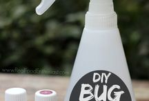 BUG, MOSQUITO, SPRAY