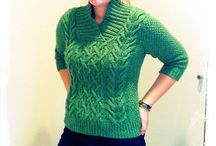 Knitted Bliss: Modified Knitting Paterns / by Julie @ Knitted Bliss