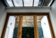 Glass conservatories, skylights & access hatches