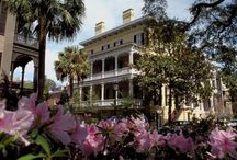 Southern Mansions & Plantations / by Mad Hatter