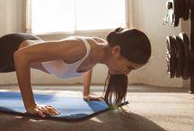 Øvelser kun med kroppsvekt