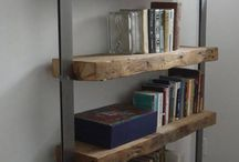 Shelves / This board is all about shelves. It contains pins of shelves and bookshelves. The pins are selected for their innovative design and mix of materials as well as for their unique features.