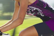 Woman Cycling Apparel