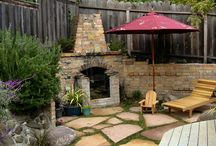 Creating Outside Spaces / Outdoor Ideas / by Kathy Carbaugh