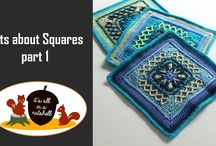 Nuts About Squares Cal