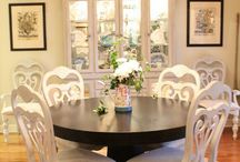 DINING ROOM / Décor and design for the Dining Room