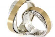 Trouwringen / De mooiste, origineelste en romantische trouwringen